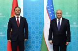 Совместное заявление Министра иностранных дел Республики Узбекистан А.Х.Камилова и Министра иностранных дел Кыргызской Республики Р.А.Казакбаева