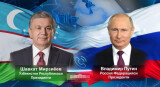 Leaders of Uzbekistan and Russia discuss the main results and plans for the development of cooperation