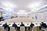 Продолжается видеоселекторное совещание под председательством Президента Шавката Мирзиёева