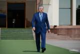 President departs for Andijan