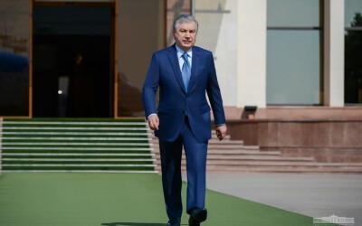 Президент отбыл в Андижан