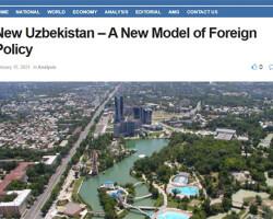 Результаты проводимых в Узбекистане реформ в фокусе внимания СМИ Афганистана