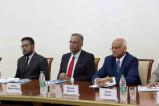 Bangladesh harbiy delegatsiyasi bilan uchrashuv haqida