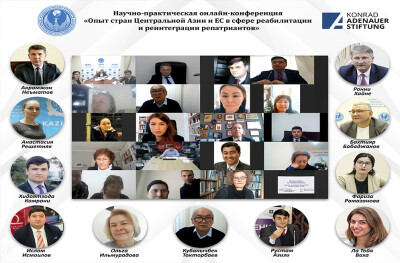 Central Asian experience in the focus of attention of the international community