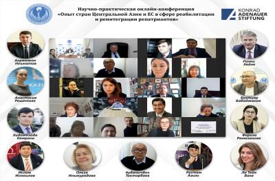 Опыт стран Центральной Азии в фокусе внимания международного сообщества