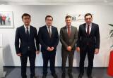 О встречах узбекской делегации в Германии