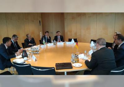 Укрепляются межпарламентские связи между Узбекистаном и ФРГ