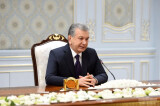 Президент Узбекистана принял Председателя Высшего совета национального примирения Афганистана