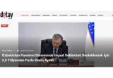 Руководство Узбекистана предпринимает значительные усилия и продолжает созидательную работу для благополучия страны - турецкие СМИ