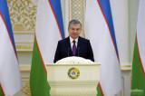 Шавкат Мирзиёев принял верительные грамоты послов иностранных государств
