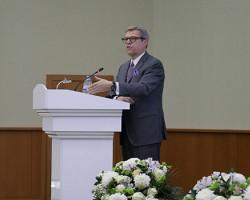 В Ташкенте завершился узбекско-американский научно-практический семинар на тему «Религия и верховенство закона»