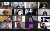Состоялось онлайн-заседание научно-экспертного клуба «Центральная Азия плюс»