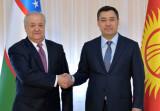 Встреча с Президентом Кыргызстана