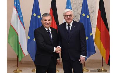 Узбекистан и Германия на пути к углублению взаимовыгодного сотрудничества