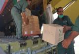 В Пакистан доставлен гуманитарный груз из Узбекистана