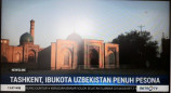 Телесюжет об Узбекистане вышел в эфир популярного телеканала Индонезии Metro TV