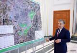 Рассмотрены вопросы изменения территориального устройства районов столицы и Ташкентской области