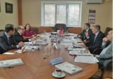 Первый заместитель директора ИСМИ принял участие в заседании редакционного совета журнала «Экономика Центральной Азии»