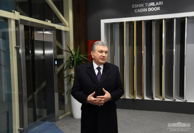 Shavkat Mirziyoyev: New generation of modern national personnel grows up in industry