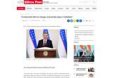 «The Korea Post»: Послание главы государства Олий Мажлису представляет собой программу демократических реформ по созданию нового Узбекистана