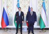В Ташкенте состоялась встреча с заместителем Председателя Правительства Российской Федерации
