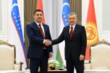 Президенты Узбекистана и Кыргызстана «сверили часы» по актуальным вопросам стратегического партнерства