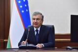 Шавкат Мирзиёев: Пандемия требует ограничить проведение массовых собраний и гуляний в День независимости
