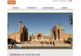 Растет интерес французской прессы к Узбекистану