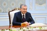 Президент Узбекистана обсудил с председателем Сената Казахстана направления расширения межпарламентского сотрудничества