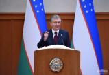 Выступление Президента Республики Узбекистан Шавката Мирзиёева на первом заседании Сената Олий Мажлиса