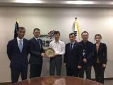 О встрече в Корейском транспортном институте