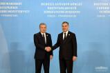 Президент Узбекистана провел встречу с Президентом Туркменистана