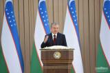 Выступление Президента Республики Узбекистан Шавката Мирзиёева на торжественном собрании, посвященном 29-й годовщине независимости Республики Узбекистан