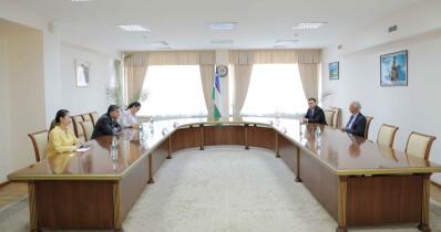 В ИСМИ состоялась встреча с президентом Австрийского института европейской политики и безопасности