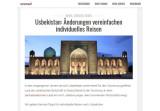 «Сегодня Узбекистан может предложить гораздо больше, чем исторические памятники», пишет немецкий туристический блог