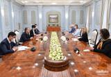 Президент Узбекистана обсудил с делегацией Всемирного банка новую программу сотрудничества