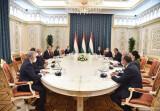 О заседании Межправительственной комиссии по торгово-экономическому сотрудничеству