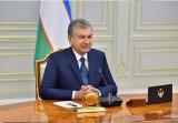 Президент Узбекистана провел переговоры с президентом ЕБРР