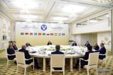 Состоялась встреча глав государств СНГ в узком формате