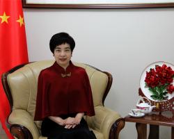 Посол КНР Цзян Янь: Уверена, что благодаря мудрости, трудолюбию, стойкости и сплоченности народа новый Узбекистан успешно совершит переход от национального возрождения к национальному процветанию