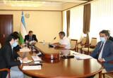 Обсуждены перспективы сотрудничества в сфере транспорта между Узбекистаном, Афганистаном и Ираном