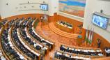 В Ташкенте открыто двадцать третье пленарное заседание Сената Олий Мажлиса