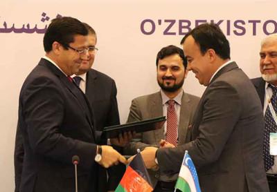 В Ташкенте прошел Узбекско-Афганский бизнес-форум