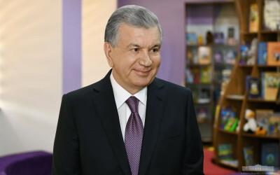 Prezident Andijon shahridagi bunyodkorlikni ko'zdan kechirdi