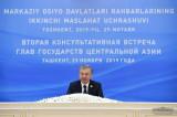 Заявление Президента Республики Узбекистан Шавката Мирзиёева на брифинге по итогам Консультативной встречи глав государств Центральной Азии