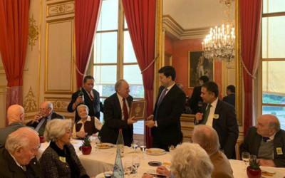 В Сенате Франции говорили о современном развитии Узбекистана
