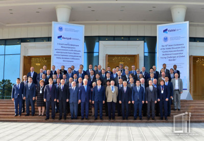 Центральная Азия – ключевой регион на Евразийском континенте