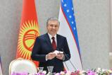 Устроен прием в честь Президента Кыргызстана