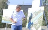 В Самарканде стартовало строительство туристического центра