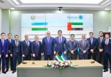 Объединенные Арабские Эмираты инвестируют в энергетический сектор Узбекистана.